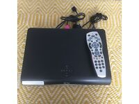 SKY TV BOX COMPLETE SET UP INCLUDING INTERNET AND WIFI BOOSTER