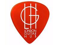LONDON GUITAR HUB - ACOUSTIC, FLAMENCO AND BEGINNER GUITAR LESSONS