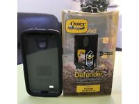 Otterbox Defender Case for Samsung Galaxy S4 genuine, used