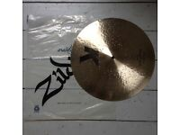 Zildjian K Custom Dark Crash (16in) - NEW
