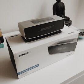 Bose Soundlink Mini bluetooth speaker excellent boxed