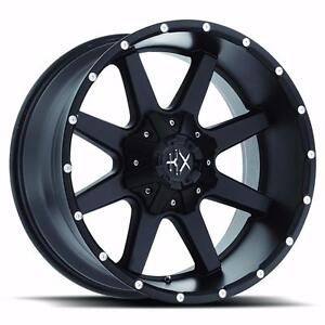 "20"" OFF ROAD WHEELS STARTING AT $990 **** BRAND NEW! FULL SET!! GMC, DODGE FORD, CHEVY!"