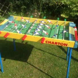 Soccer table good condition