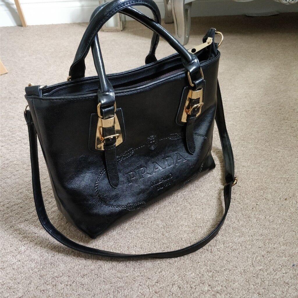 c88883331c0b81 Hardly used Prada bag   in Bournemouth, Dorset   Gumtree