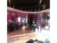 3 Floor Hair and Beauty Salon for Sale. Established since 2007