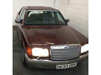 Mercedes 500SE w126 500 SE - Open To Offers