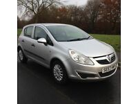 Vauxhall Corsa 1.2i Life 16v , 2008 , ----- 11 Months MOT ----- , Excellent Condition