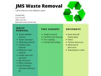JMS Tree Surgery and Waste Removal