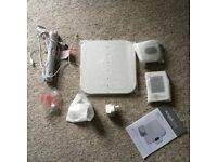 Angelcare AC215. Digital baby monitor and wired sensor pad. Video, Movement and Sound Monitor