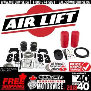 Air Lift Air Springs & Air Suspension Kits For Trucks & RVs | Free Fast Shipping Canada Wide | Order Today at www.motorw