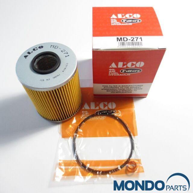 Original ALCO Ölfilter für BMW 3er/5er Serie E36, E46, E34 Modelle - MD-271 *