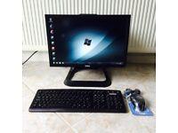 (Dell) Full WiFi PC Desktop Computer (Free Delivery)