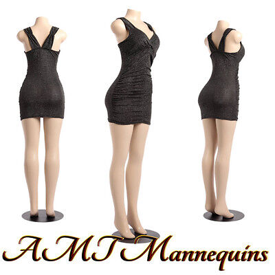 Female Sexy Mannequin Full-body Plastic Standdisplay Manikin-b27-pickup