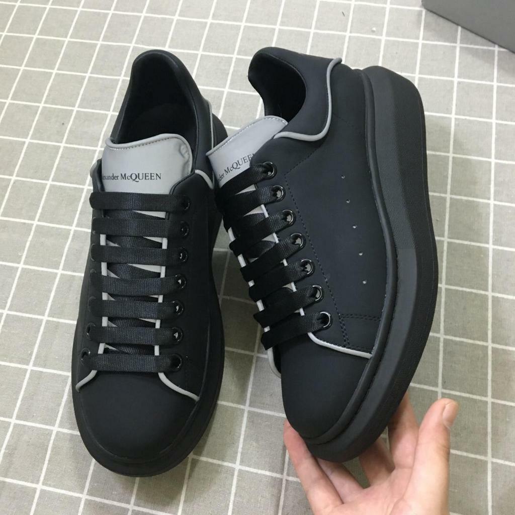 Alexander McQueen oversize shoes