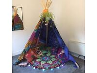 Teepee frame (only)