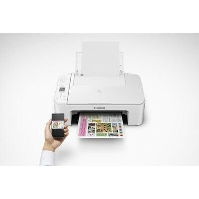 NEW Canon PIXMA TS312 all in one Printer-Copy/Scan-IPhone Print-Wireless-FAX set