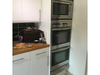 Well loved Miele double oven