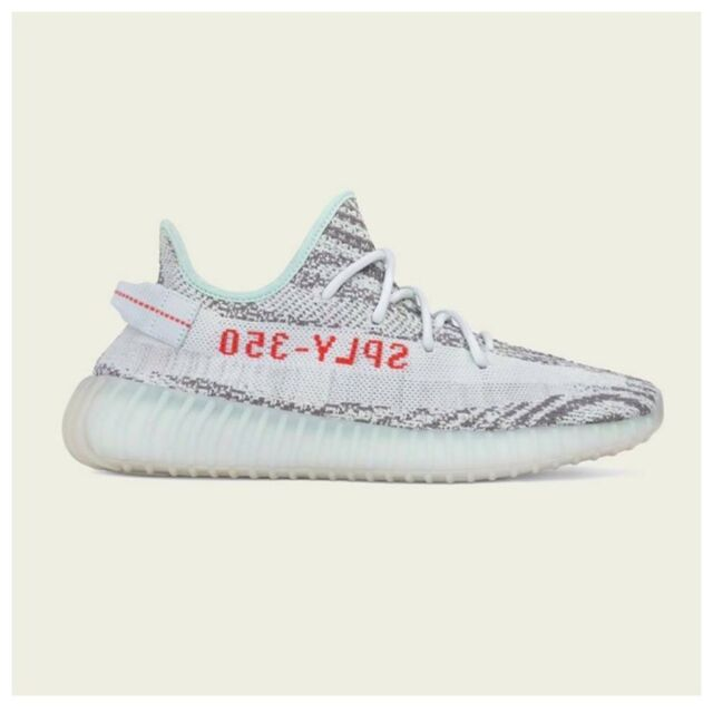f2d46ebfdc3 ADIDAS x Kanye West Yeezy Boost 350 V2 BLUE TINT 16.12.17 With Original  Receipt 100sales