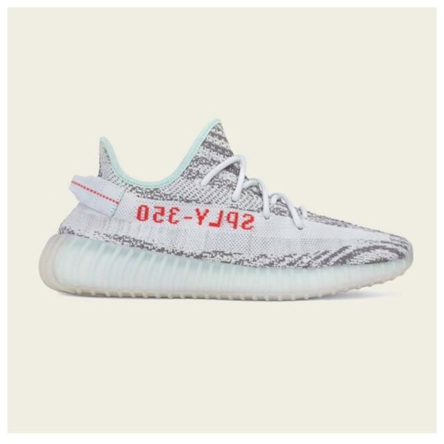 78185e7da8b ADIDAS x Kanye West Yeezy Boost 350 V2 BLUE TINT 16.12.17 With Original  Receipt 100sales