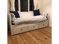 Hemnes Day Bed w/ mattresses - Almost brand new