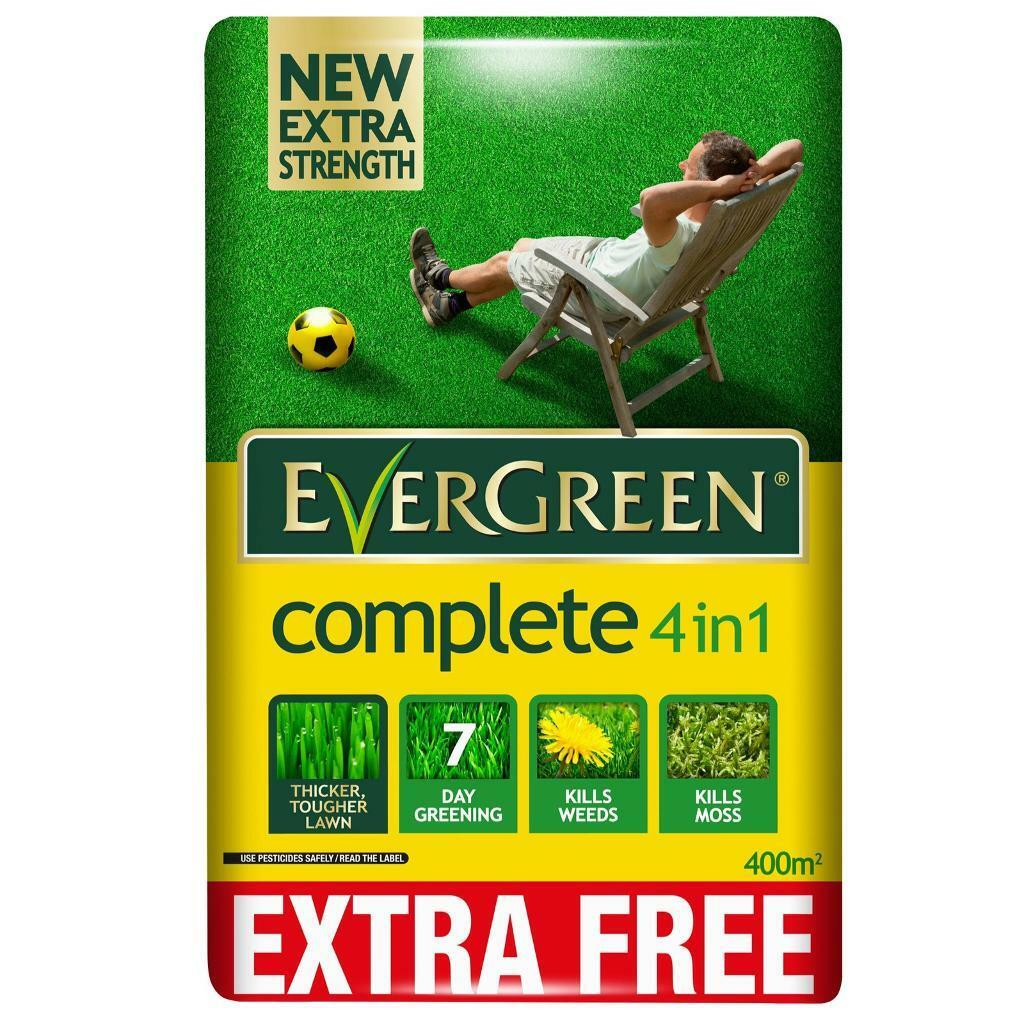 Evergreen lawn care rrp £25