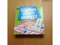 The green board game co. Fraction action lotto