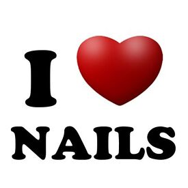 Experienced Nail Technician Required for immediate start in Finneston. Part-time £8.50/hr + tips