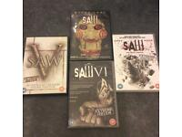 Complete saw collection