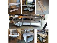 Stainless Steel Industrial Kitchen Fabrication