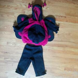 Ladybug Halloween costume size 6-12 months from Old Navy