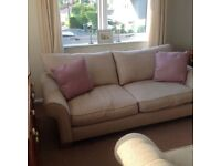 Beautiful House of Fraser Sofa
