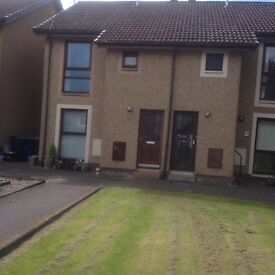 Unfurnished one bedroom flat to rent in Polmont, Falkirk.