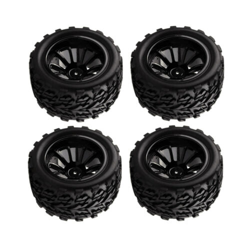 4x rc car racing wheel rim tires