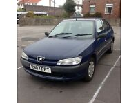 98/r Peugeot 306lx diesel 5 door hatch long mot