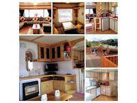Caravan for rent in mid wales