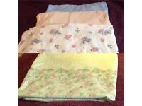 Double Duvet Cover and 3 DoubleBed Sheets