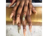 Nail technician & beauty therapist