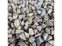 20 mm grey garden and driveway chips gravel