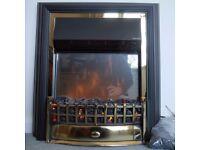 Dimplex coal effect electric fire