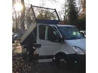 RUBBISH REMOVAL/GARDEN WASTE/MOBILE SKIP/CLEARANCE/TIDY UPS/RUBBISH UPLIFT/SITE CLEARANCE