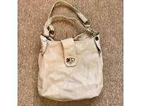 Beige large Topshop Handbag