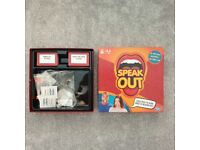 Speak out Boardgame