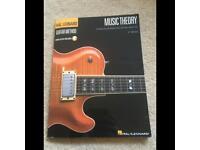 Guitar Music Theory Book