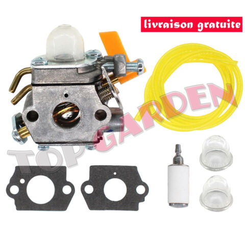 Carburateur Kit pour Ryobi RBC30SET RLT30CET RHT2660DA RLT26CD RLT26CDS Carb
