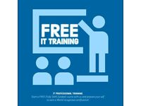 Free (funded by SAAS) IT Training Courses. Classroom and Virtual Learning Available.