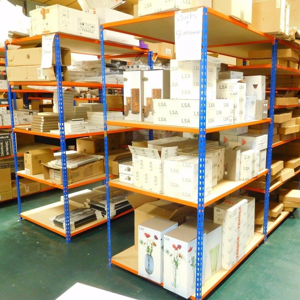 Industrial Warehouse Racking and Benches Dereham Norfolk