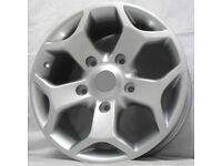 """18"""" Transit St style wheel & tyres suitable for a Transit Van"""