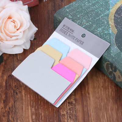 90 Sheets Index Note Paper Sticky Notes Memo Pad Office School Supplies