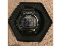 All Black G Shock Watch GDX6900 Model