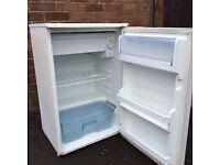 LEC - Under WorkTop Fridge with Freezer Compartment 82cm High x 50cm Wide x 20cm Deep, £25 ONLY